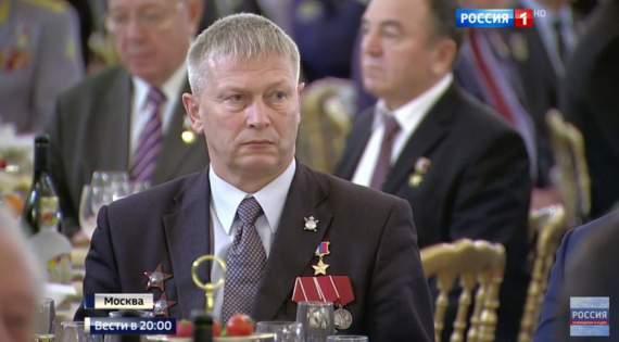 Герой РФ Андрей Трошев, воевавший в Украине, отравился водкой в Петербурге