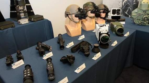 Украина приобрела у Польши новейшие прицелы и приборы ночного видения.