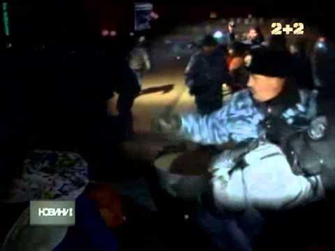 """Полковник """"Беркуту"""", що зачищав Майдан, тепер розганяє мітинги в Москві. Хто він"""