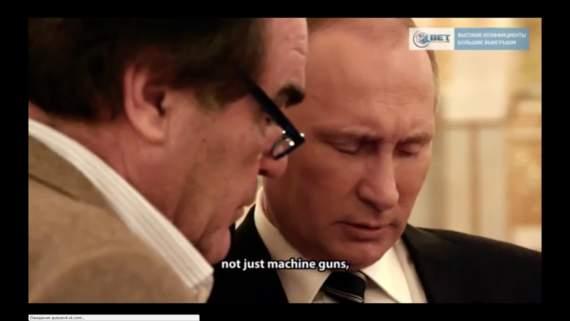 Путин: Боинг сбили украинские ВСУ – это подтвердил испанский диспетчер из Борисполя