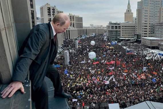 Путин теряет адекватность. Ждем у реки трупов врага.
