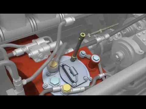 Внутреннее устройство танковых узлов и их обслуживание. 3D-анимация