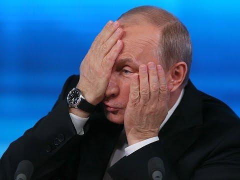 «Всё пропало». В Сети появилось видео реакции Путина и Тимошенко на проигрыш суда «Газпрома» против Украины