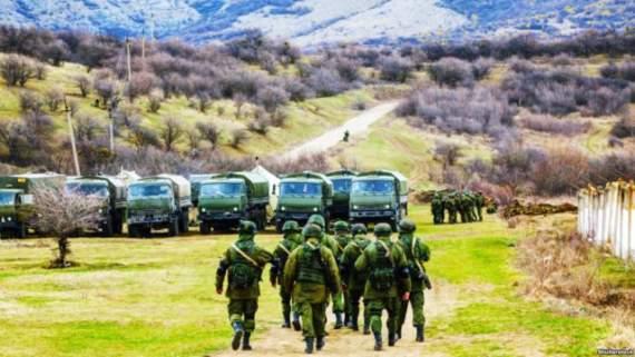РФ на границе с Украиной разместила три дивизии, предназначенные для быстрого наступления, — Генштаб