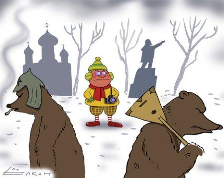 Понаехали тут ! Ненавидящий иностранцев россиянин напал с ножом на туриста в Санкт-Петербурге