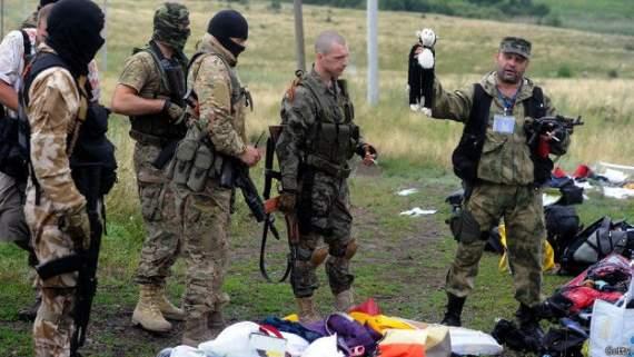 МН17 неудачная провокация в Гляйвице
