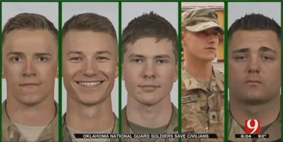Соцсети в восторге от подвига американских военных во Львове (фото, видео)