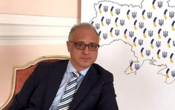 Київ засудив посла Італії за «незалежний Крим»