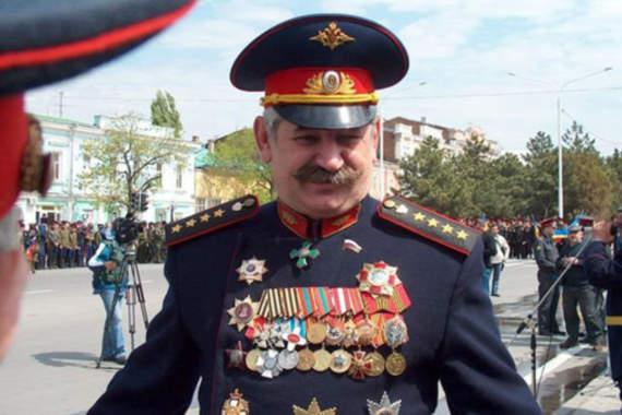 """Атаман"" Козицын присоединился к Дрёмову"