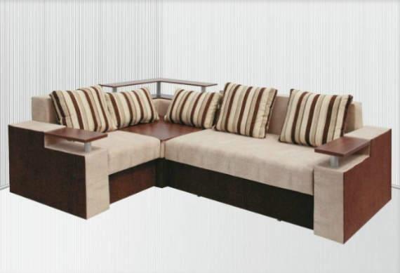 Зачем нужен раскладной диван на кухню