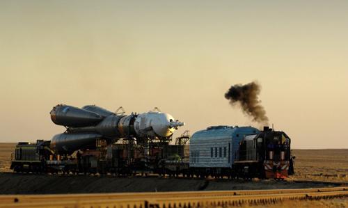 Как украинские тепловозы выводили ракеты на орбиту