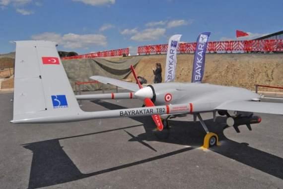 Турция обеспечит Азербайджан ударными беспилотниками собственного производства Bayraktar TB2