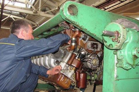 На Львовском бронетанковом заводе закупили для Т-72 списанные двигатели