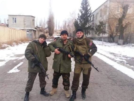 Итальянские наемники на Донбассе
