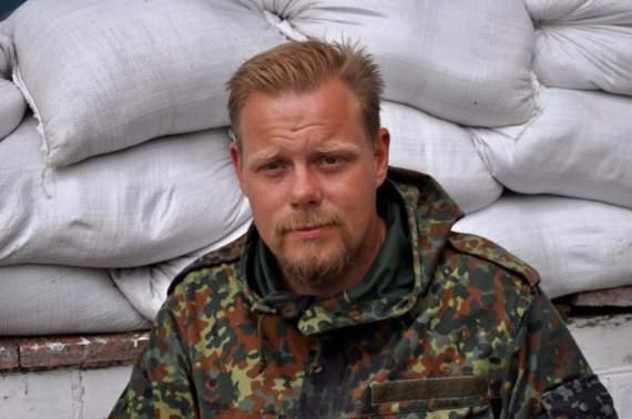 """Шведський снайпер Мікаель Скілт: """"Першого свого ворога я вбив в Україні"""""""
