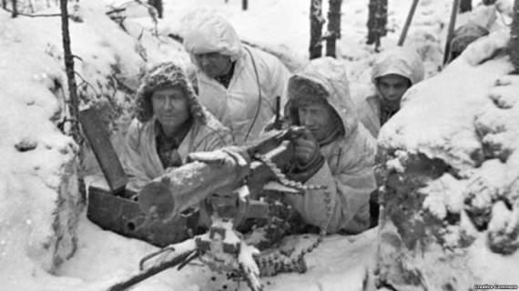 Український фактор у Радянсько-фінській війні 1939-1940 років