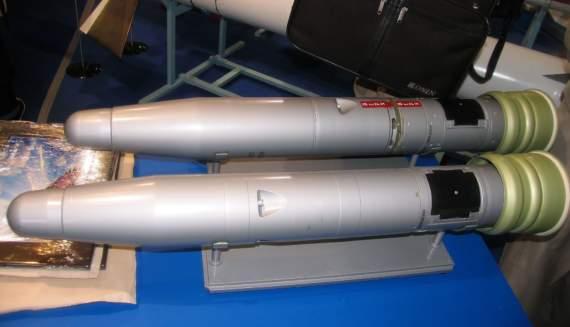 Украинский арсенал:  танковая управляемая ракета «Комбат»