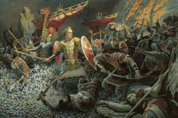 Куликовська битва, якої не було. Головний міф Московії