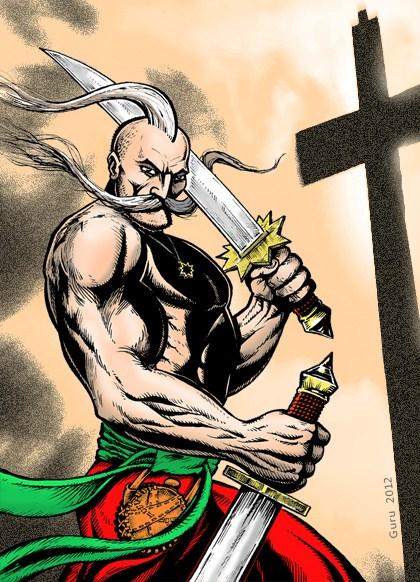 Історія: Легенда про кошового отамана Сірка
