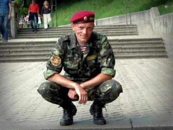Опознан доброволец батальона «Донбасс», погибший под Дебальцево в 2015 году