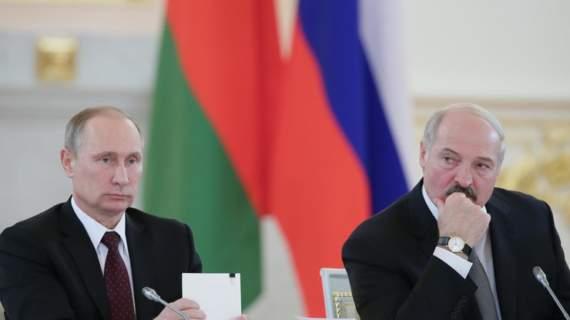 Беларусские друзья Путина