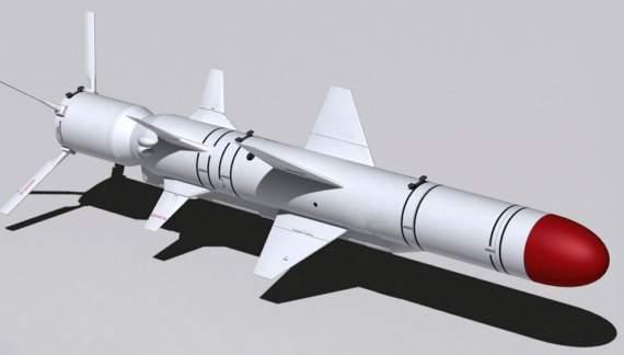 Украинский арсенал: противокорабельная ракета «Нептун»