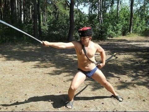 Русское боевое искусство — система Ал-Каш ВИДЕО