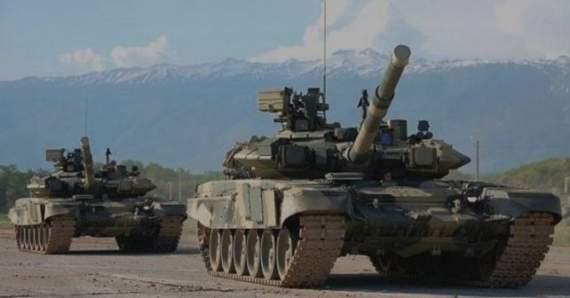 РФ наращивает оккупационный контингент в Абхазии