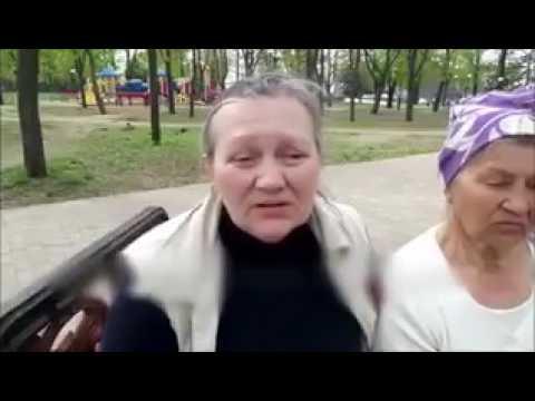 """""""Я участвовала в захвате Луганска, участвовала в захвате СБУ, а сейчас я 8 месяцев не получаю пенсию от Украины"""" – женщина из Луганска жалуется на жизнь (ВИДЕО)"""