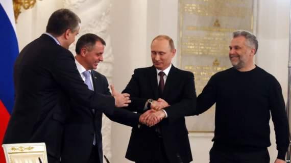 Финал «хитрых планов» Кремля
