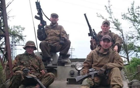Військовослужбовці розвідувальної групи ГРУ ГШ РФ причетні до вбивства українського воїна