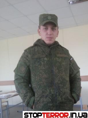 Определен очередной российский военный на Донбассе. 100-й отдельный полк обеспечения РФ