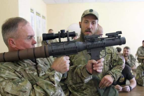 Український арсенал: гранатомет PSRL-1