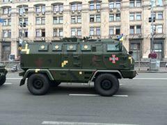 В центре Киева открылась выставка военной техники (ФОТО)