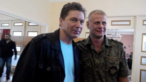 Очередной известный российский актер «засветился» у террористов «ДНР» (фото, видео)