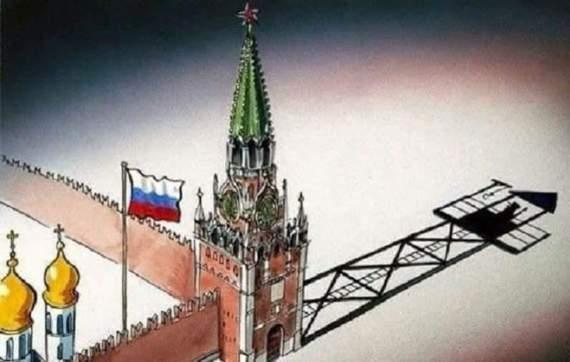 На России установлена тотальная слежка за населением