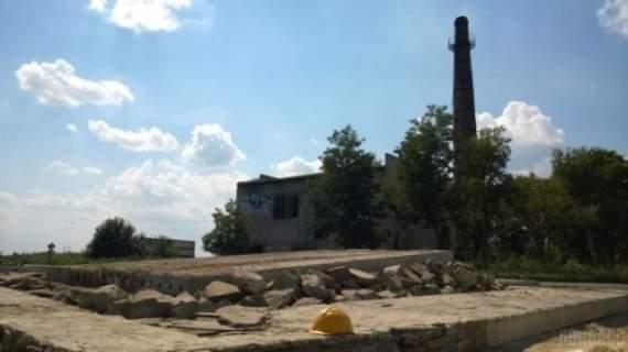 На Луганщине взорвали еще один сепаратистский памятник.