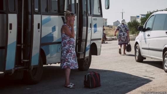 Бизнес в оккупации: как в Крым попадают люди и грузы из «ДНР»