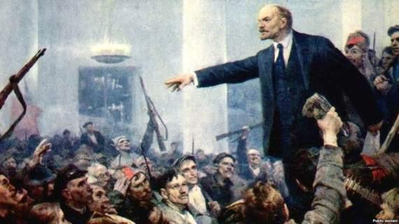История одной революции: Деньги для Ленина