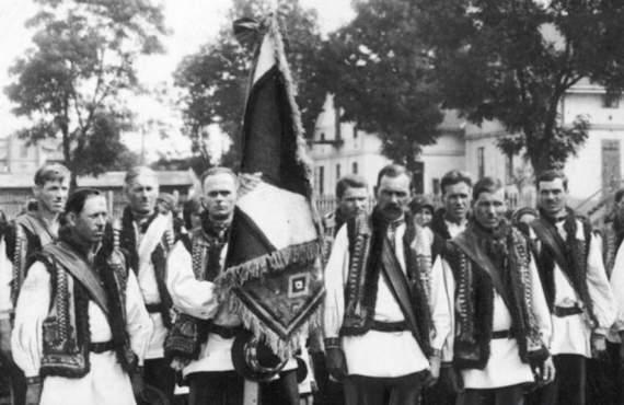 На чьей стороне воевали гуцулы на Второй мировой войне