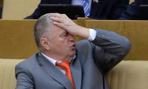 ГПУ сообщила Жириновскому о подозрении в финансировании терроризма