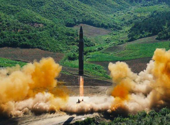 Ракетная программа Северной Кореи