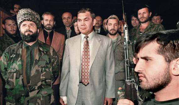 Как чеченцы освобождали свою столицу и почему Донецк — не Грозный