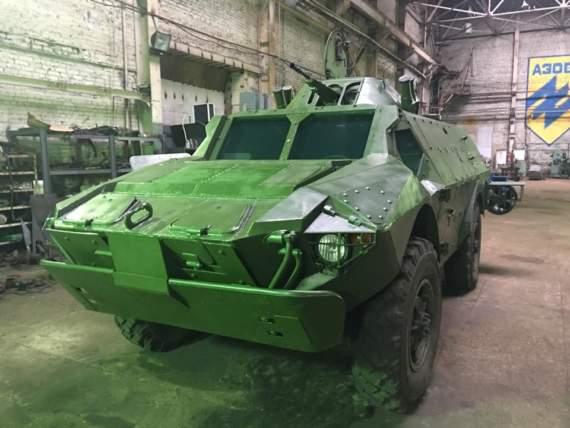 Українська зброя: БРДМ-2