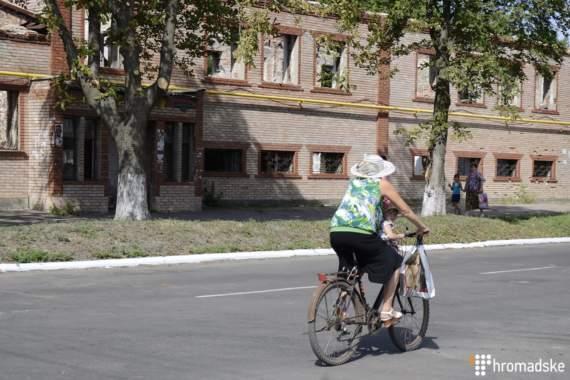 Репортаж з Іловайська: як живе місто через три роки після трагедії