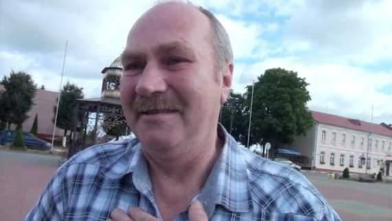 «Чтобы танки НАТО не ползали»: белорус расплакался от восторга учениями Путина «Запад-2017» (видео)