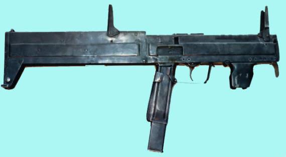 Несостоявшийся украинский арсенал: пистолет-пулемет «Гоблин»
