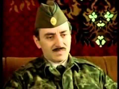 Интервью Джохара Дудаева 1995 г. Мысли о России