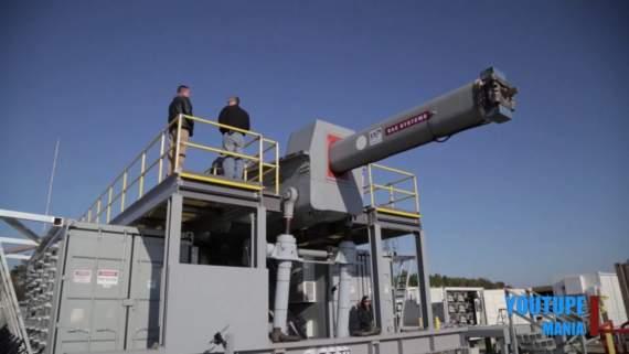 Испытано Супероружие против Московии-РФ (видео)