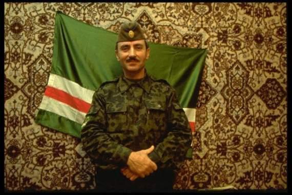 Почему уничтожили генерала Дудаева